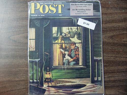 Post magazines