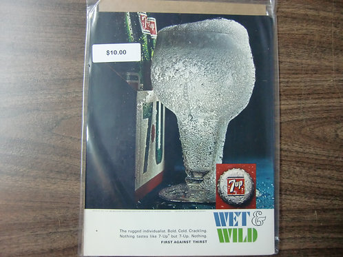 7-Up-wet and wild