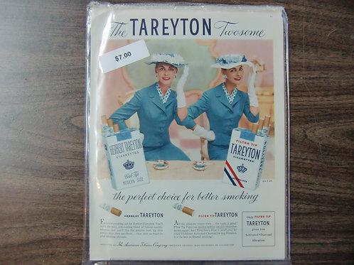 cigarettes Tareyton