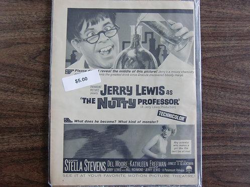Jerry Lewis-Nutty Prof.