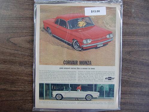 Chevrolet Corvair Monza