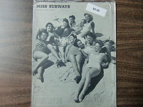 Ms. subway