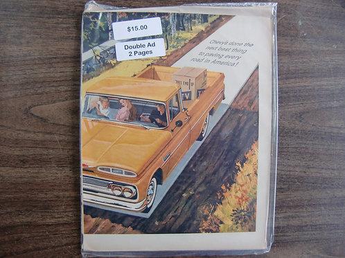 Chevy Pickup 1