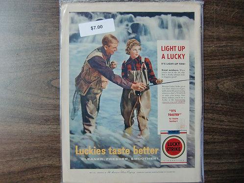 Lucky strike-light up