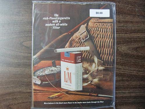 L & M cigarettes