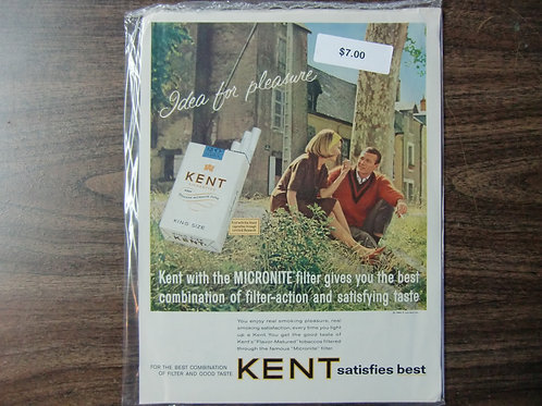 Kent-Satisfies best