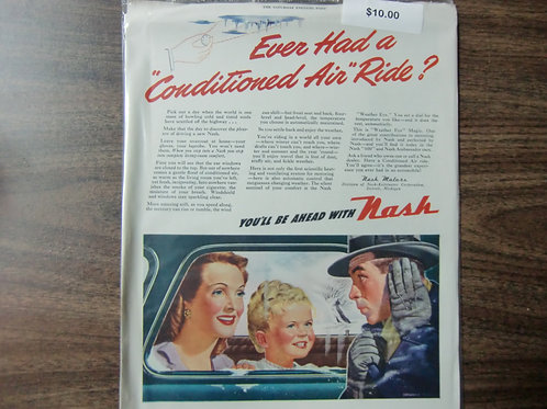 Nash air conditioning