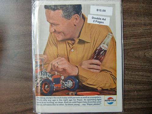 Pepsi-hot Rod