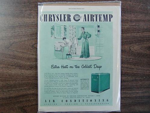 Chrysler air temp