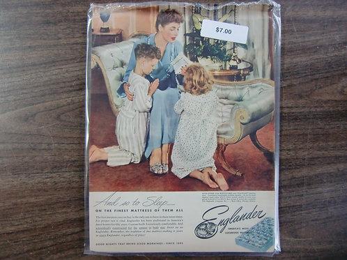 Egglander mattresses