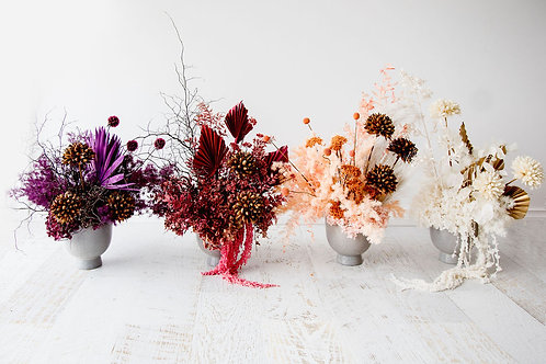 Everlasting Flower Pots - Med Size