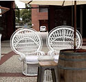 The Posie Place_White Peacock Chairs.JPG