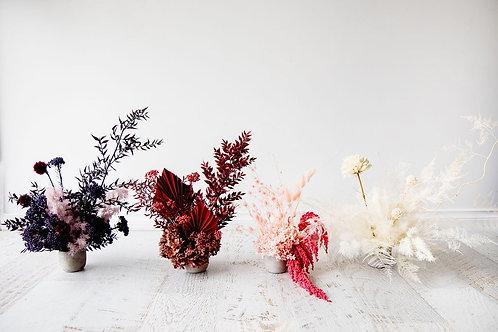 Petite Everlasting Flower Pots