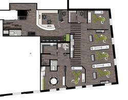 Plan d'aménagement Dr Amir Dadkhah