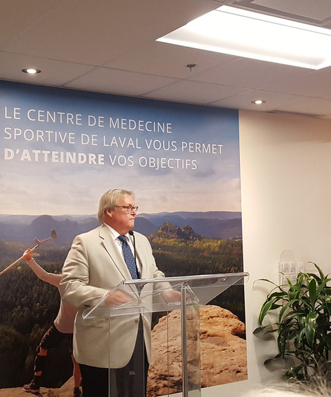 Inauguration Officielle du Carrefour Santé 440 | Laval