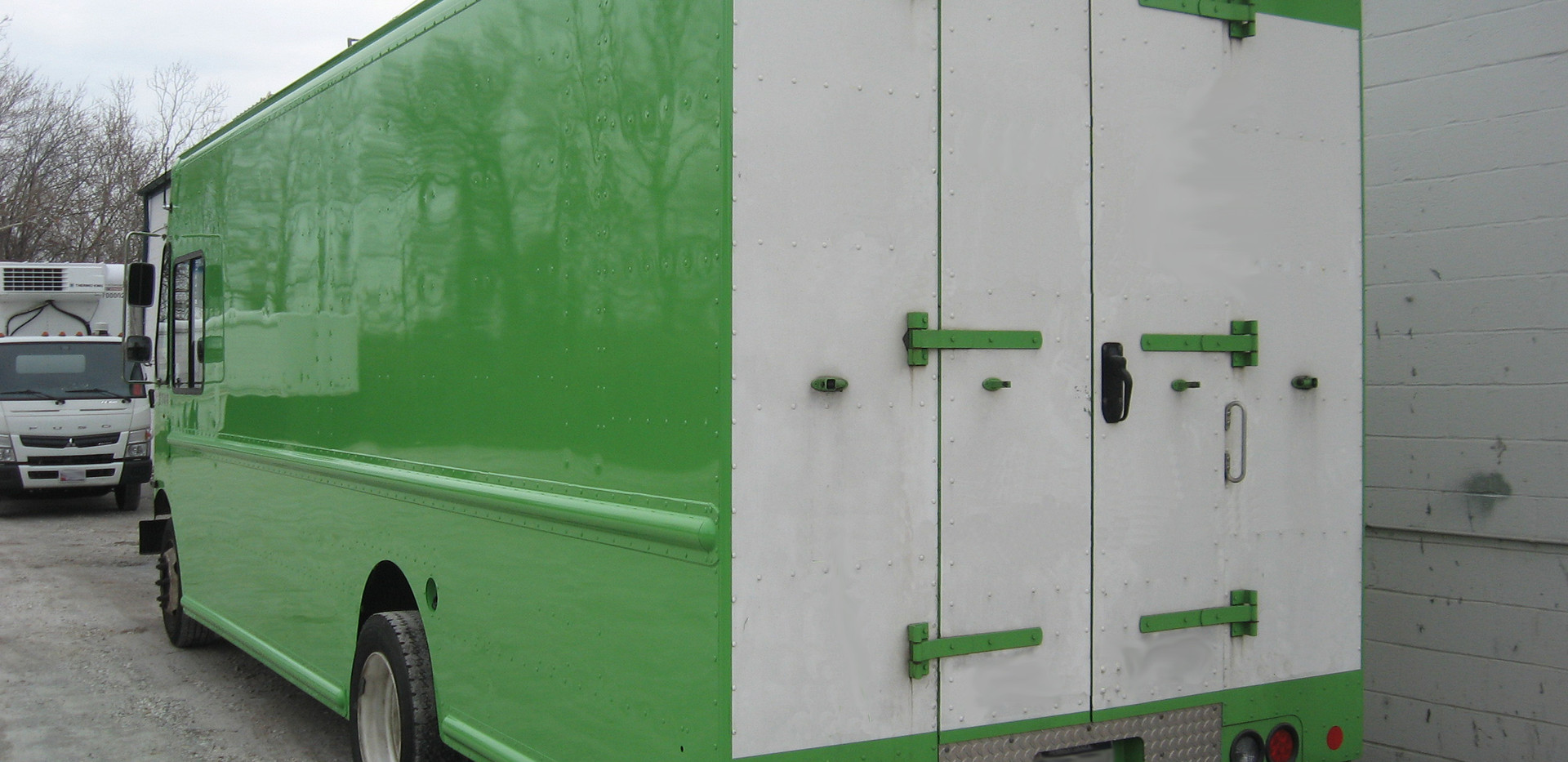 Green Stepvan Finished Rear.jpg