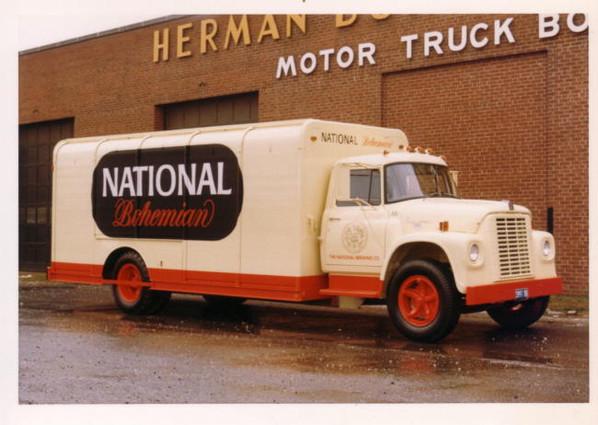 Natty Boh Truck