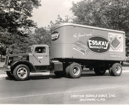 Esskay truck