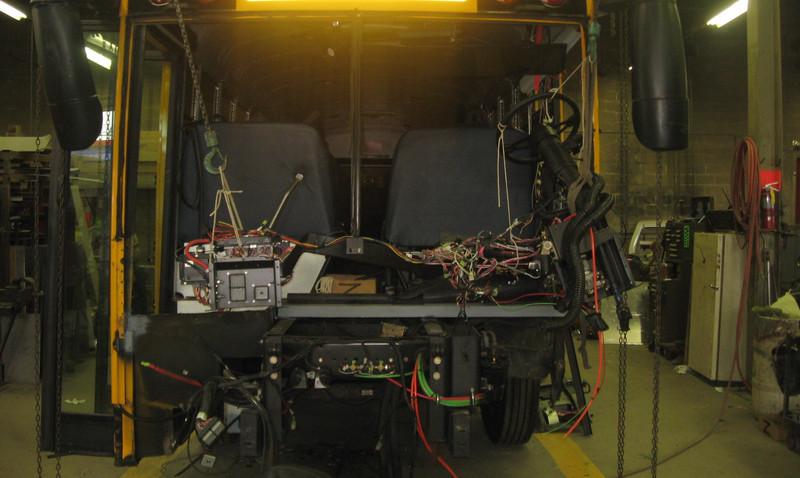 Bus Repair Front in Progress.JPG