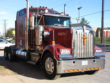 Kenworth Repairs Complete