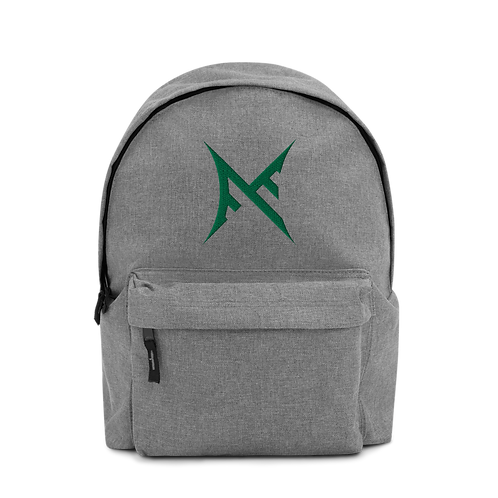 """The """"escape.exe"""" Embroidered Backpack"""