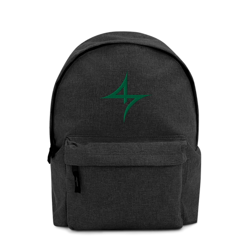 The Resistance Embroidered Backpack