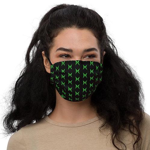 "The ""escape.exe"" Premium Cloth Face Mask"