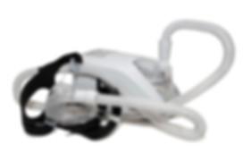 CPAP treatment machine and mask for sleep apnea