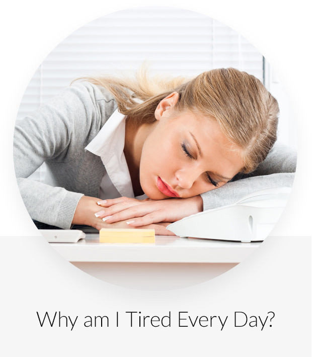 Why am I Tired Every Day?