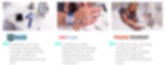 EverSleep Home Sleep Study Press Reviews Thumbnails from Supplement Police, medGadget, Wearable Tech Digest