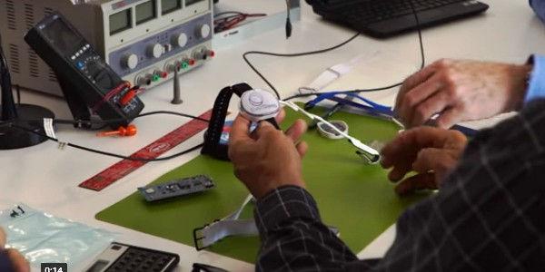 EverSleep prototype, Home Sleep Monitor with oxygen measurements