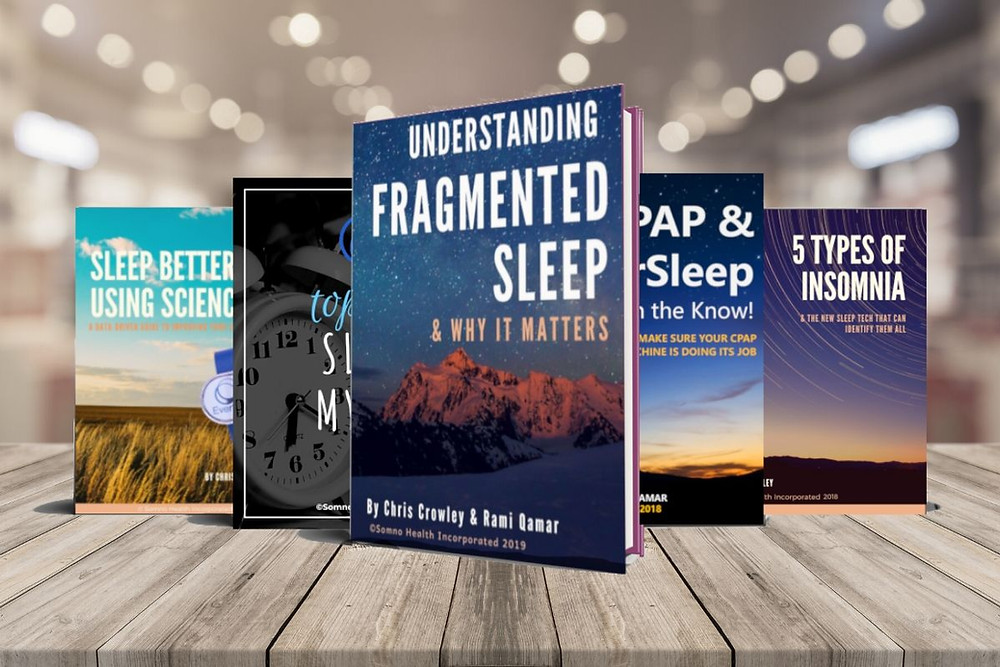 Get All 5 eBooks FREE when you subscribe!