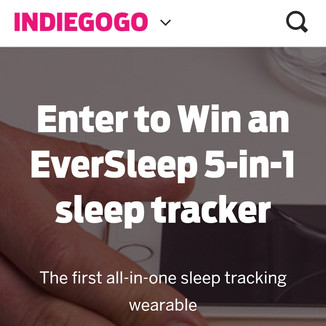 Enter To Win EverSleep
