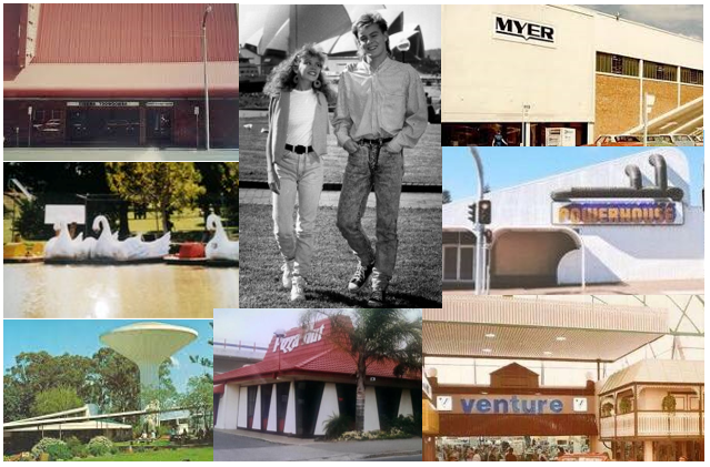 Toowoomba in the 80's