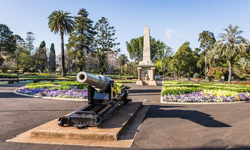 Naval gun Botanical Gardens.jpg