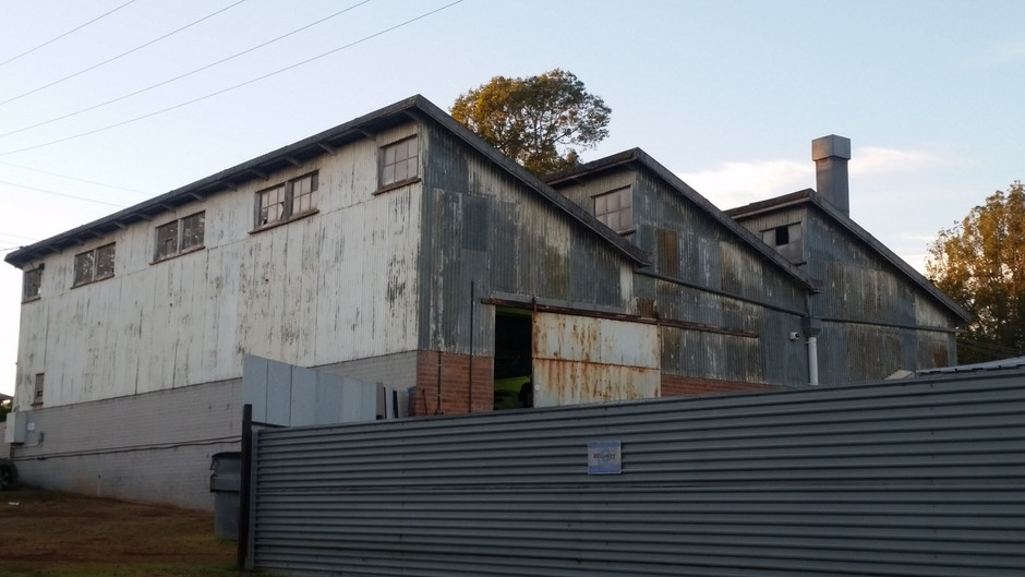 The Mystery of Willmott's Shed