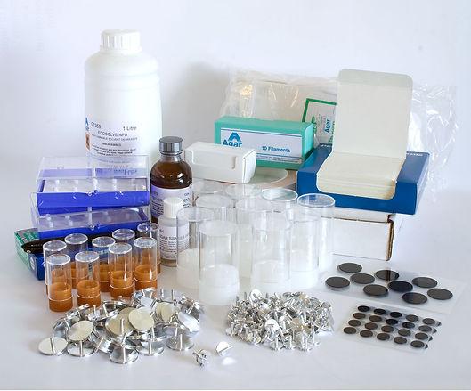Microscopy consumables