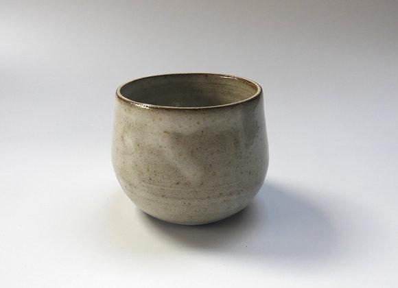 Small Black clay Plant pot