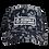 Thumbnail: Apparel Bone CPBCM Camo Mesh Cap Black