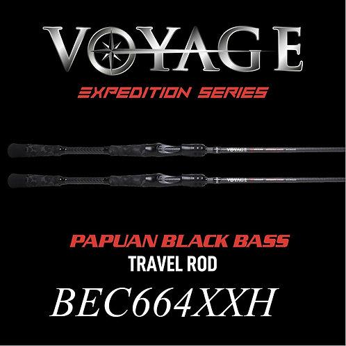 Rod Bone BEC664XXH Cast Travel 4pc 6ft6inch PE2-4