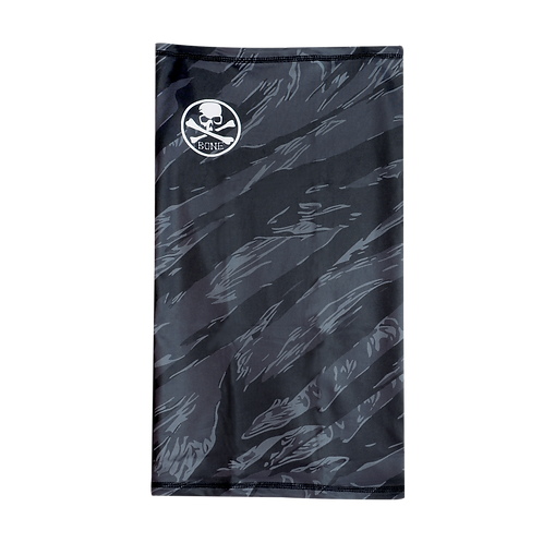 Apparel Bone BUFTGRY1 UV HeadwearTiger Grey Camo