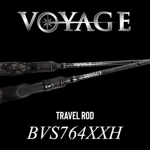Rod Bone BVS764XXH Spin Travel 4pc 7ft6inch PE2-4