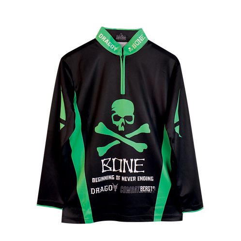 Apparel Bone CFGL Jersey Long Black Green