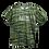 Thumbnail: Apparel Bone DFTCGS DriFit Round Tee Short Green