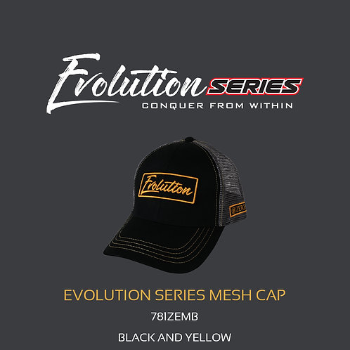 EVOLUTION SERIES MESH CAP