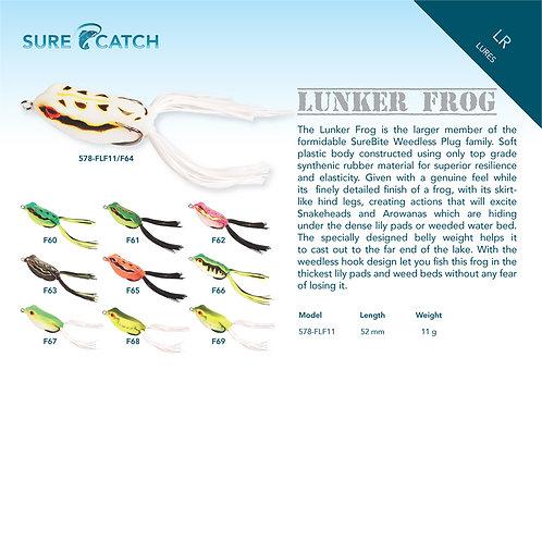 Surecatch Lunker Frog