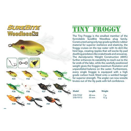 Surecatch Tiny Froggy
