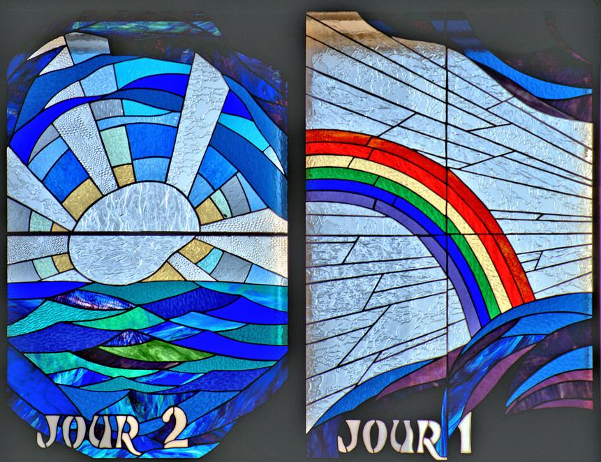Création jour 1 et  jour 2