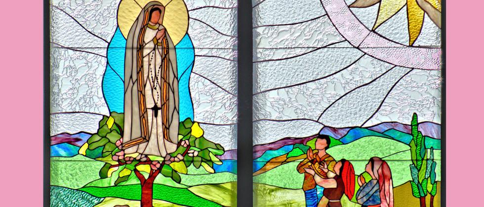 Apparition de Marie à Fatima