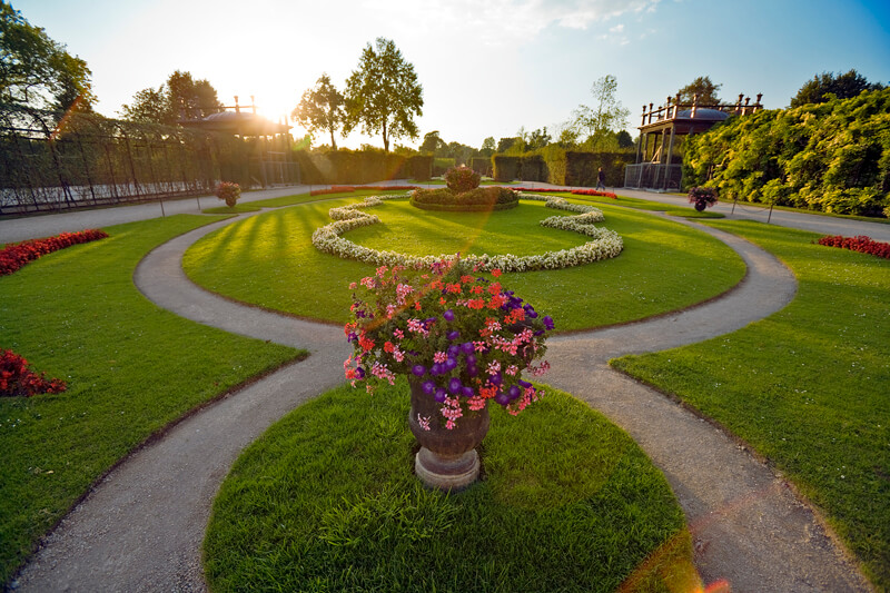 Schonbrunn Palace Park